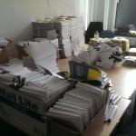 8 - Schuleninfopaketpackaktion