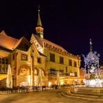 Das Alte Rathaus und das Gänseliesel