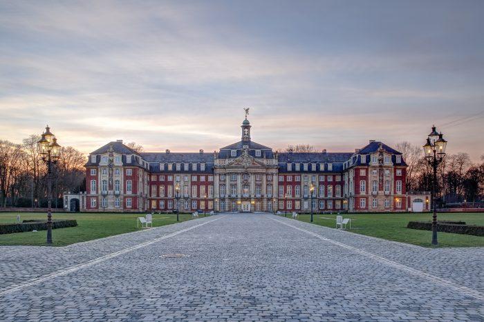 Historikertag Münster Schloss