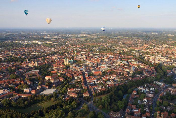 Historikertag Münster Stadtansicht