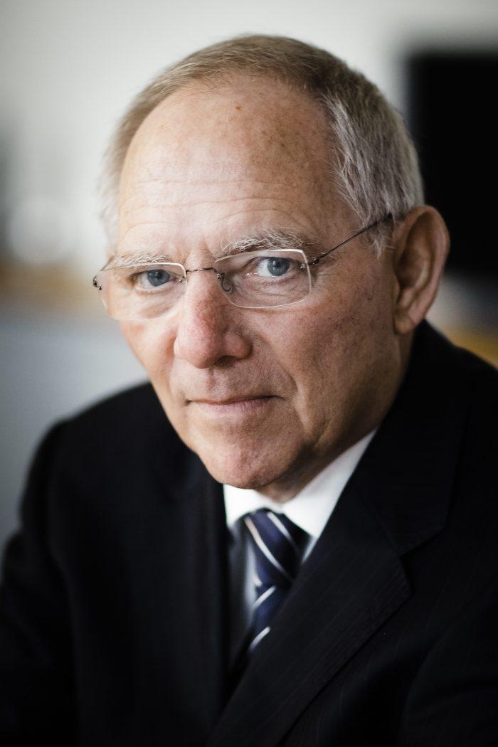 Historikertag 2018 Wolfgang Schäuble